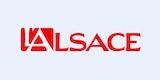 JOURNAL L'ALSACE Logo