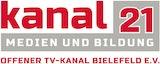 Offener TV-Kanal Bielefeld e.V. / Kanal 21 Logo