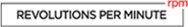 RPM – revolutions per minute Gesellschaft für Kommunikation mbH Logo