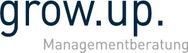 grow.up. Managementberatung GmbH Logo
