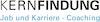 KERNFINDUNG - Job und Karriere - Coaching Logo
