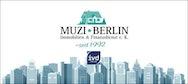 Muzi-Berlin Immobilien & Finanzdienst e.K.-IVD Mitglied Logo