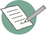 Die Bewerbungsschreiber - webschmiede GmbH Logo