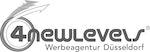 4NewLevels - Werbeagentur für Design & Marketing Logo