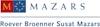 Roever Broenner Susat Mazars GmbH & Co. KG Wirtschaftsprüfungsgesellschaft Steuerberatungsgesellschaft Logo