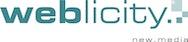 weblicity new.media GmbH & Co. KG Logo