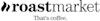 Roast Market Logo