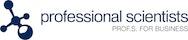 Professional Scientists GmbH Logo