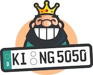Kennzeichen King Logo