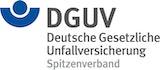 DGUV– Deutsche gesetzliche Unfallversicherung e.V. Logo