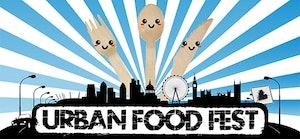 Urban Food Fest Logo