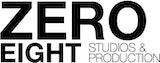 Zero-8 Studios und Produktion Logo