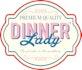 Vape Dinner Lady Logo