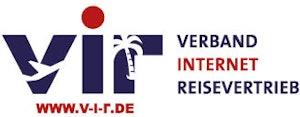 Verband Internet Reisevertrieb e.V. (VIR) Logo