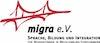 migra e.V. – Sprache, Bildung und Integration für MigrantInnen in Mecklenburg-Vorpommern Logo