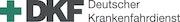 DKF Deutscher Krankenfahrdienst GmbH Logo