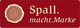 Spall.macht.Marke Logo