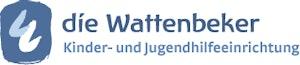 """Kleinkindwohngruppe """"Die Sträus´l"""" Logo"""