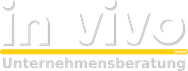 in vivo GmbH Unternehmensberatung Logo