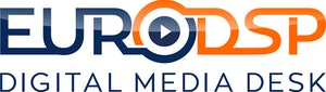 EURODSP - Digital Media Desk Logo