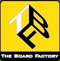 The Board Factory Co., Ltd. | Sunova Surfboards Logo