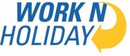 Work N Holiday Logo