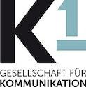 K1 Gesellschaft für Kommunikation mbH Logo