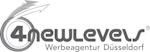 4NewLevels, Werbeagentur Düsseldorf Logo