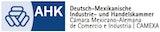 Deutsch - Mexikanische Industrie- und Handelskammer (CAMEXA) Logo