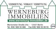 Werneburg Immobilien Logo