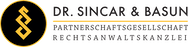 Kanzlei Sincar & Basun Law Office Logo