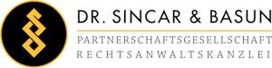 Kanzlei Sincar & Basun Law Office Logo