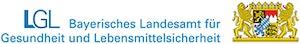 LGL Bayerisches Landesamt für Gesundheit und Lebensmittelsicherheit Logo