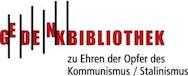 Gedenkbibliothek zu Ehren der Opfer des Kommunismus Logo