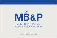 Müller-Boré & Partner Patentanwälte