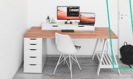 So ermöglichen Arbeitgeber Home-Office.