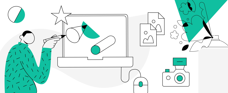 Infos im Bereich Grafikdesign.