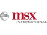 MSX International Logo