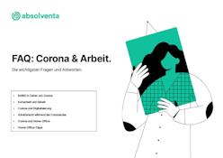 FAQ: Corona und Arbeit.
