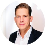Erfahrung als JMP-Trainee im Vertrieb/Marketing: Robert Bosch GmbH.
