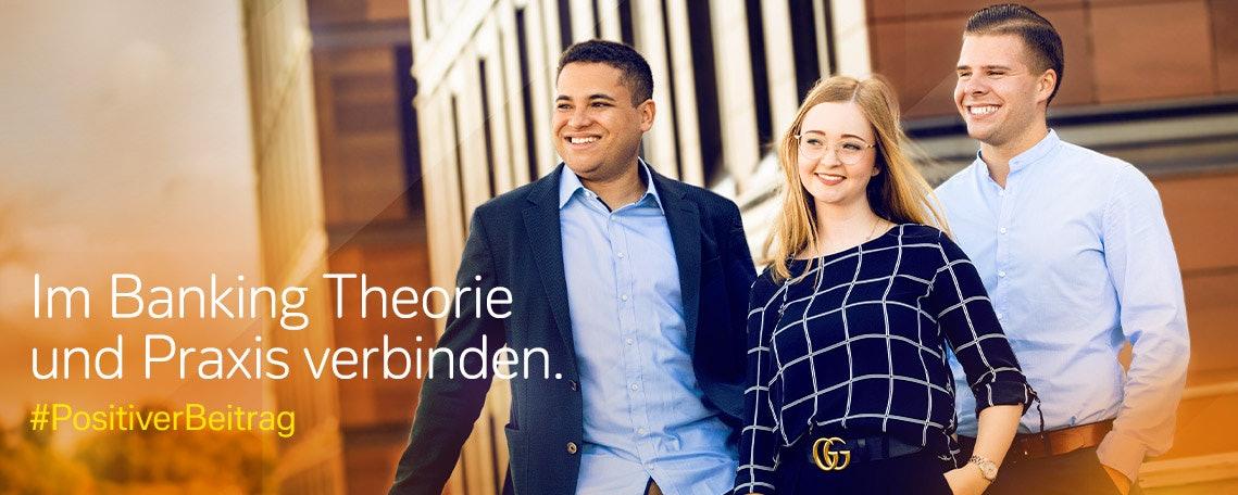 Ausbildungsintegriertes Studium Banking and Finance (m/w/d)
