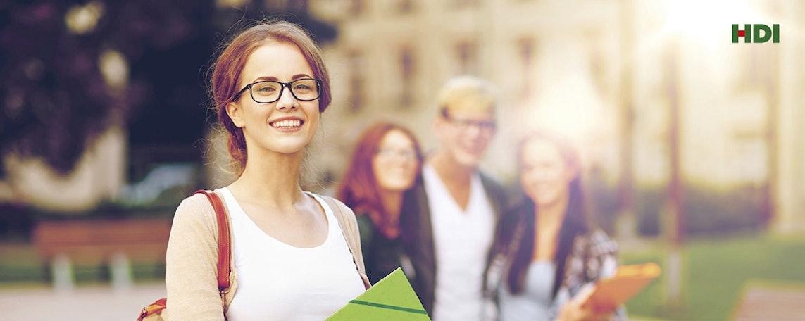 Duales Studium der Betriebswirtschaftslehre (B. A.) mit Schwerpunkt Versicherungswirtschaft (m/w/d)