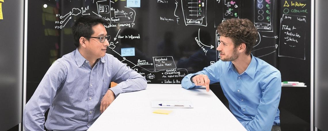 Praktikum im Bereich Online Business Management