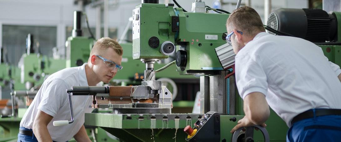 Ausbildung zum Werkzeugmechaniker (m/w/d)