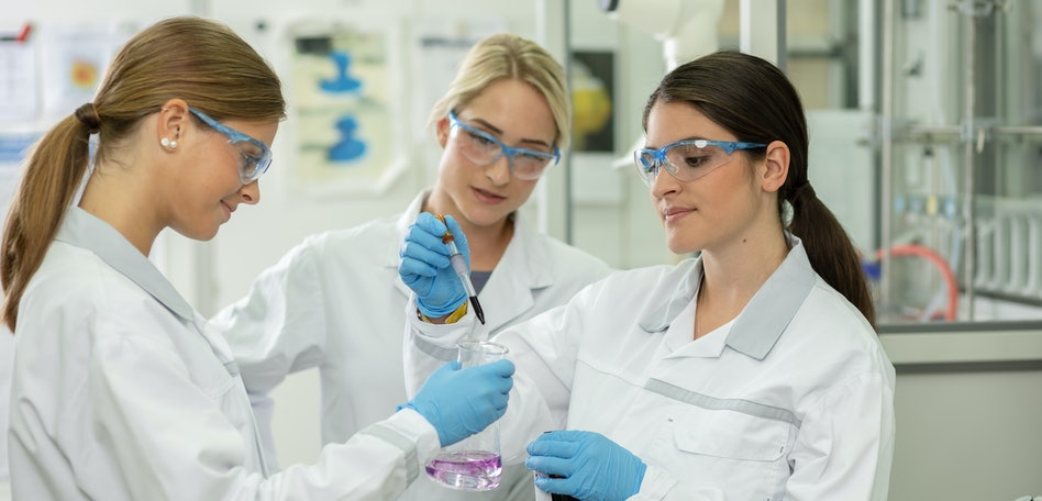 Ausbildung zum Chemielaborjungwerker (m/w/d)