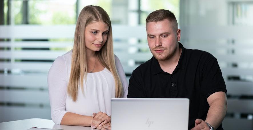 Ausbildung zum Informatikkaufmann (m/w/d)