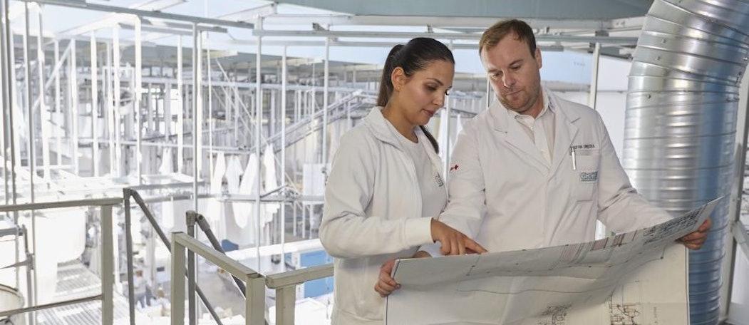 Ausbildung: Textilreiniger (m/w/d)