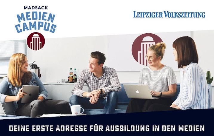 Auszubildender Medienkaufmann Digital und Print (m/w/d) in Leipzig