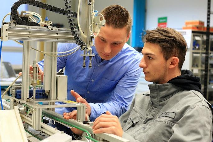 Auszubildenden zum Industriemechaniker (m/w/d)