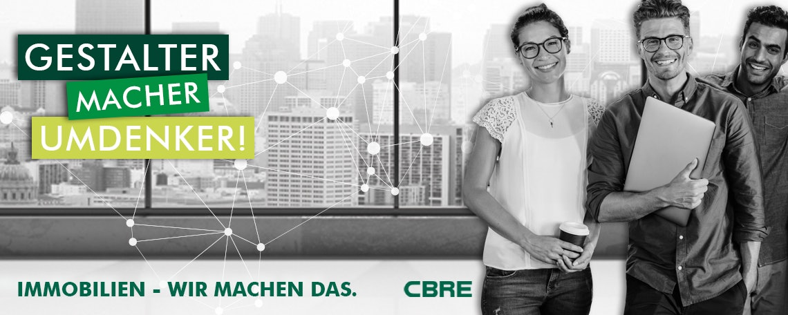 Traineeprogramm –  Real Estate Management / Building Consultancy & Project Management